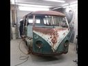 RUSTY Combi 13 Window To PRISTINE 21 Deluxe