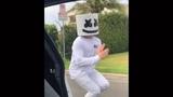 Marshmello Accept KiKi challenge Musically #InMyFeelings #KiKiChallenge