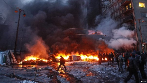 Справжня революція в Україні