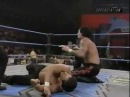WCW Thunder 2000-03-22 Vampiro vs. Disco Inferno [Sting helps Vampiro]
