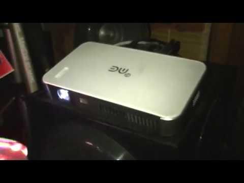 Проектор TouYinger G3 / Xgimi Z3 Подключение ПК через HDMI кабель