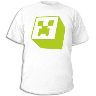 Мария Смирнова. все для любителей Minecraft !! майки, толстовки, кепки...