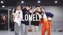 Lonely Lee Gikwang 이기광 ft Jiselle Lia Kim X Yoojung Lee X Koosung Jung Choreography