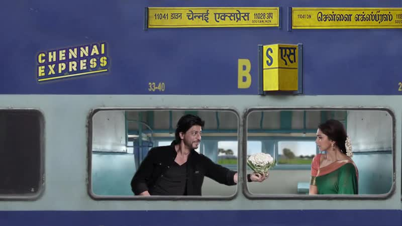 Rahul Goes With A Gobi Ka Phool After The Failed Phool Try - Chennai Express