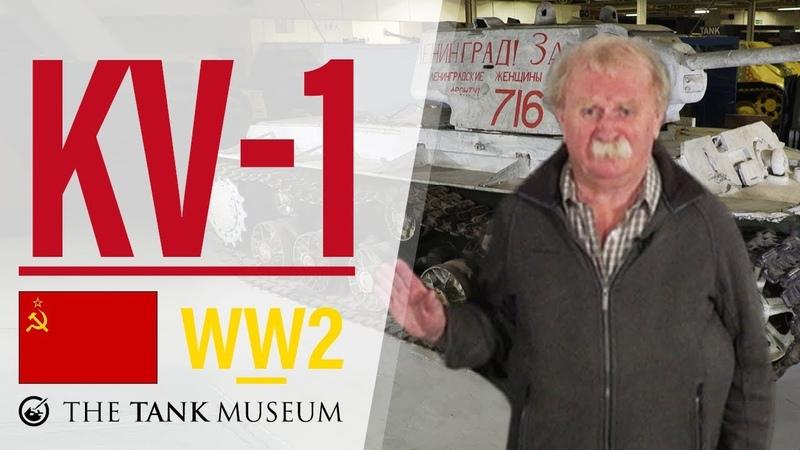 Tank Chats 62 KV-1 | The Tank Museum