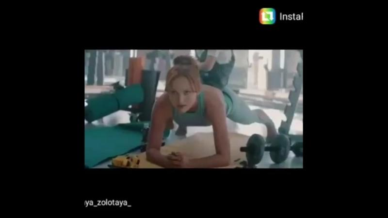 Рекламный ролик фитнесс центра 《Spirit》.
