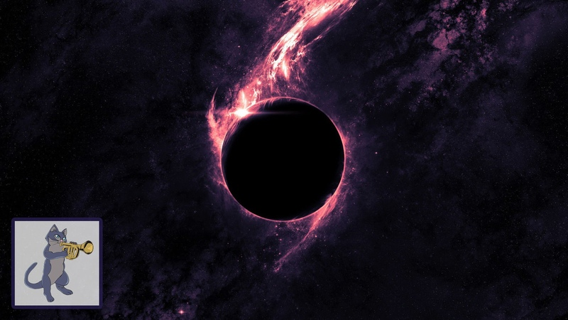 1 Hour of Black Hole White Noise (Soundscape) for Meditation, Sound Masker, Tinnitus Relief