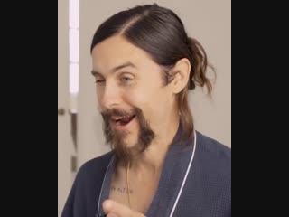 Дажред Лето сбрил бороду для съемок в новом фильме