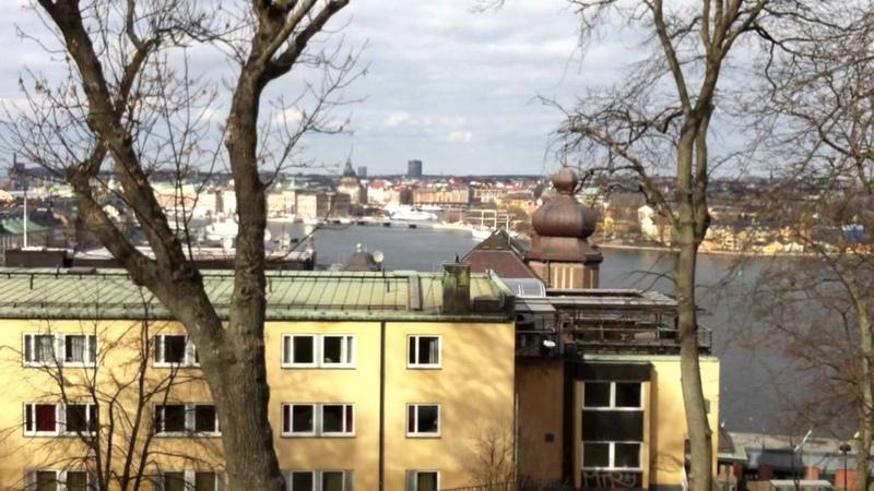 Четыре места из романов Стига Ларссона Стокгольм Швеция смотреть онлайн без регистрации