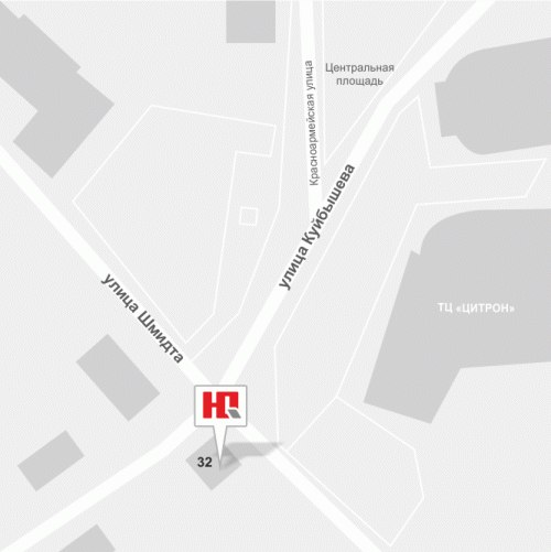 Юлмарт в Павлово на карте