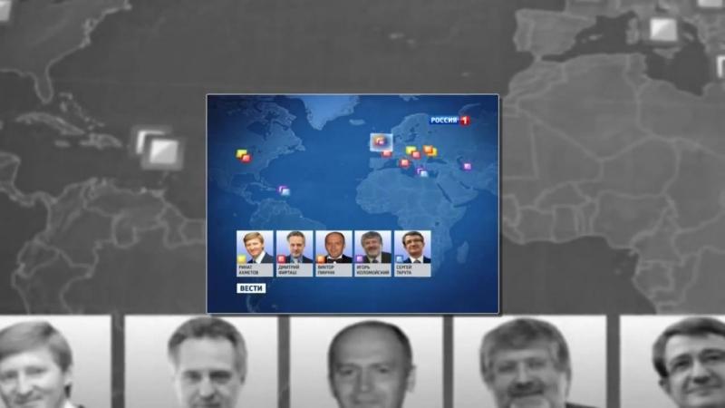 Сексоты ЦРУ США: Порошенко и Наливайченко
