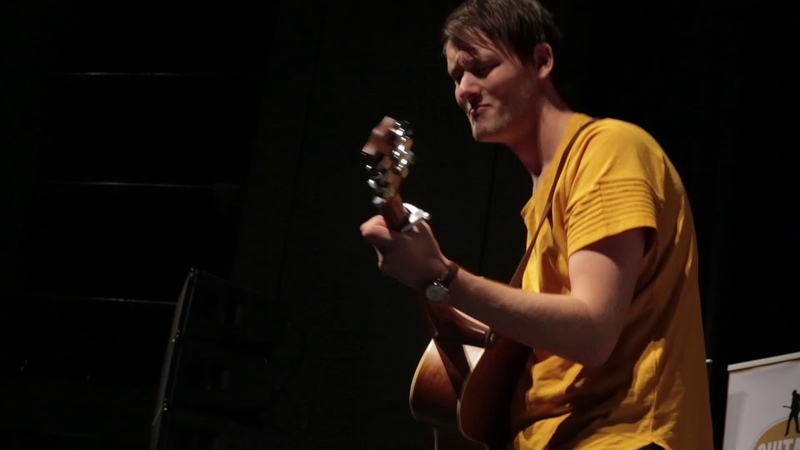 Acoustic Guitarist of the Year 2018 finalist Casper Esmann