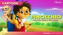 Pinocchio Story   Fairy Tales Bedtime Stories for Kids