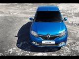 Новый Renault Logan 2014 Новый Рено Логан 2014