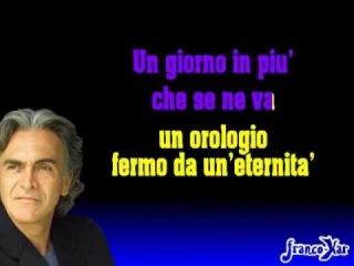 Riccardo Fogli - Storie di Tutti i Giorni (караоке)