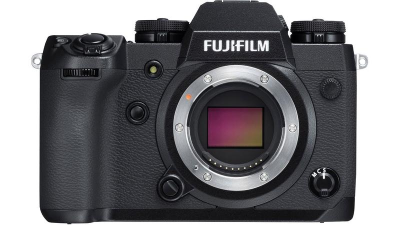 Fujifilm X-H1: беззеркальная камера формата APS-C с ориентацией на профессиональное применение