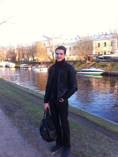 Антон Савченко, 17 октября , Санкт-Петербург, id194051345