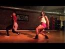 Tatiana Siberon dancehall class DWYANE @REDRATMUSIC @MAEJA MOVEZ