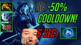 50 Cooldown Reduction Clutch Pick - Gorgc Drow Ranger