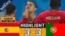 POL vs SPI 3-3 All goals Highlights Commentary (15/06/2018) HD/1080P