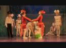 Танцевальная композиция Давайте жить дружно! Отчетный концерт 23 декабря Школа танца Мармелад