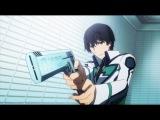 Mahouka Koukou no Rettousei 2 серия русская озвучка OVERLORDS / Непутевый ученик в школе магии - 02
