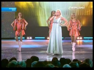 ����� ������� ������� ������� Iryna Fedyshyn UKRAINE video