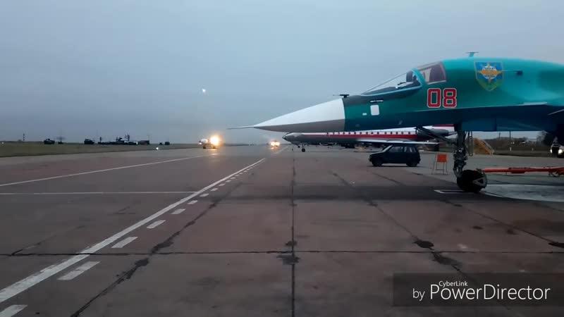 Новые уральские Сушки Су-34
