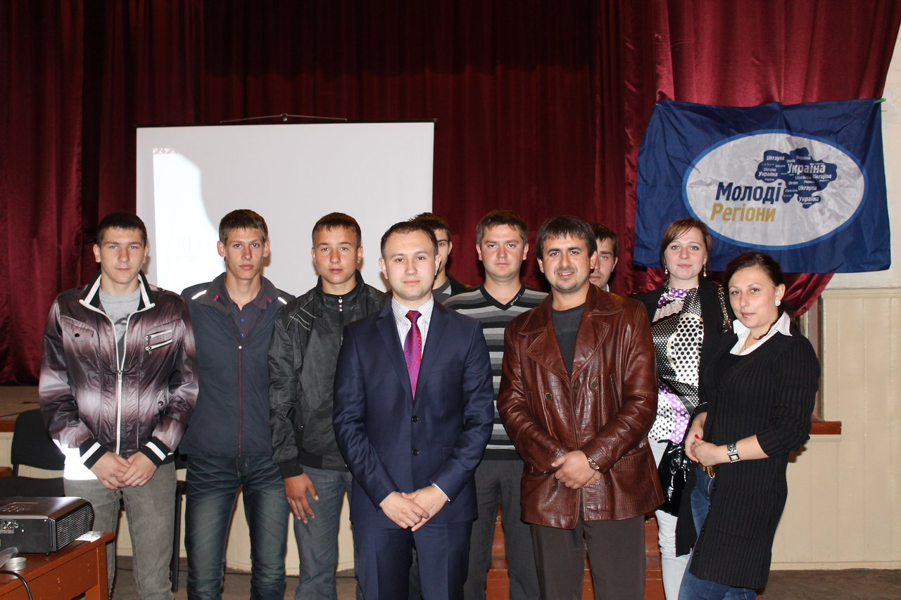 «Молоді регіони Львівщини» презентують свою діяльність ініціативним групам