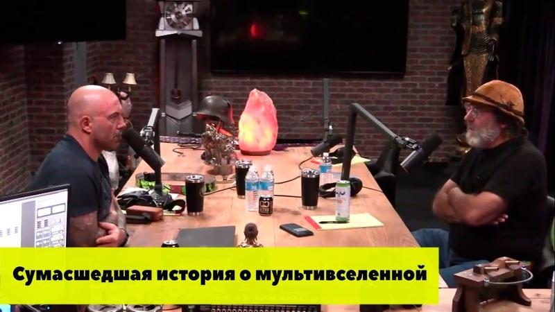 ДЖО РОГАН ОШАРАШЕН ИСТОРИЕЙ О МУЛЬТИВСЕЛЕННОЙ