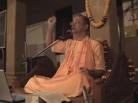 Е С Бхакти Вигьяна Госвами Махарадж Зачем Шри Кришна служит Господу Шиве