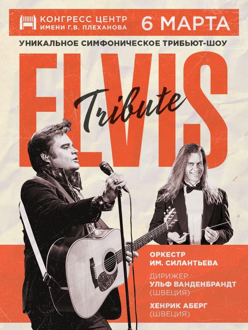 06.03 Elvis Tribute в Конгресс Центре им. Плеханова