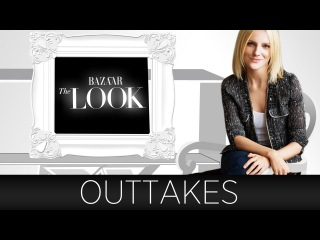 Outtakes with Laura Brown & Season 2's Celeb Guests   Harper Bazaar's The Look