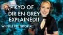 Voice Teacher Explains Kyo of Dir En Grey - Whistle Sing vs Whistle Fry