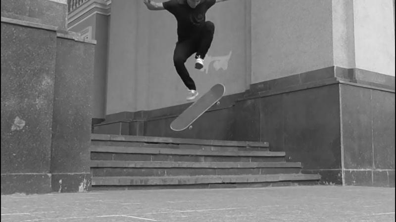 Pressure 360 double heel!(Igor Shtogryn)