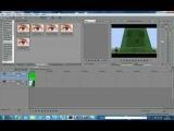 Как сделать эффект хромакей в Sony Vegas Pro 10.0