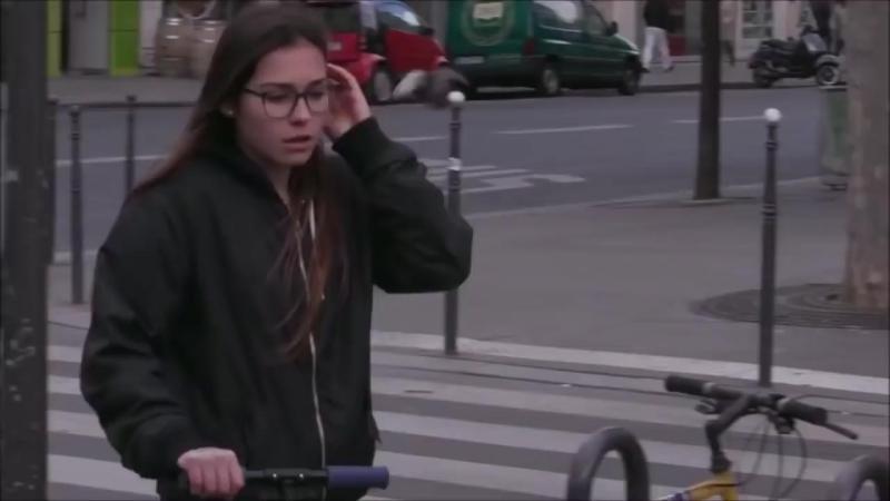 Пешеходов во Франции отучили переходить дорогу на красный, здорово напугав
