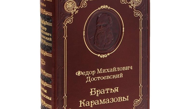 Ф Достоевский Братья Карамазовы книга 1