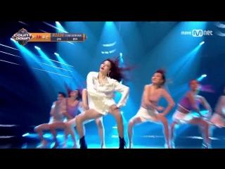 [HyunA - BABE] KPOP TV Show ¦ M COUNTDOWN 180907 EP.540