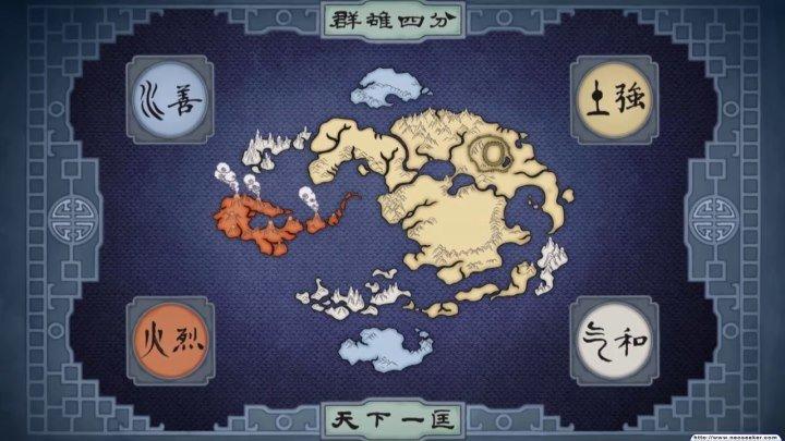 Мультфильм Аватар: Легенда об Аанге - 3 cезон 11 серия HD