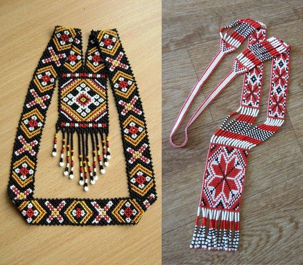 Плетение гайтана (гердана) в