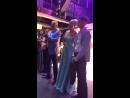 Мама поёт на свадьбе сына