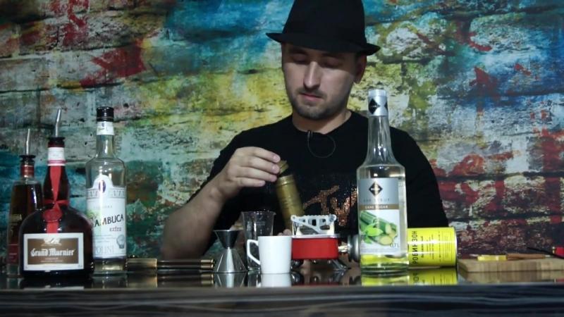 Дьявольская магия_ коктейль Кафе Диабле