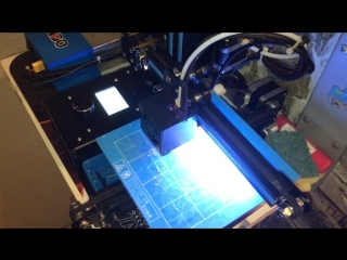 Имперский Марш на 3D Принтере