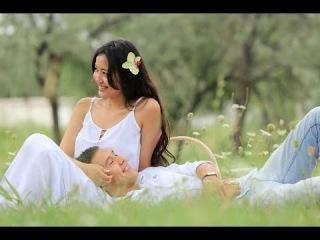 История любви Валихана и Ольги. Тараз 2013