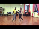 Bachata in Mambo GROUP (Junior and Svetlana)