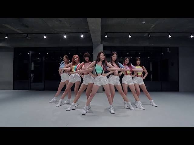 DIA (다이아) - 미스터포터 (Mr.Potter) Dance Practice (Mirrored)