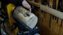 Обработка древесины на токарном станке часть 1. Введение