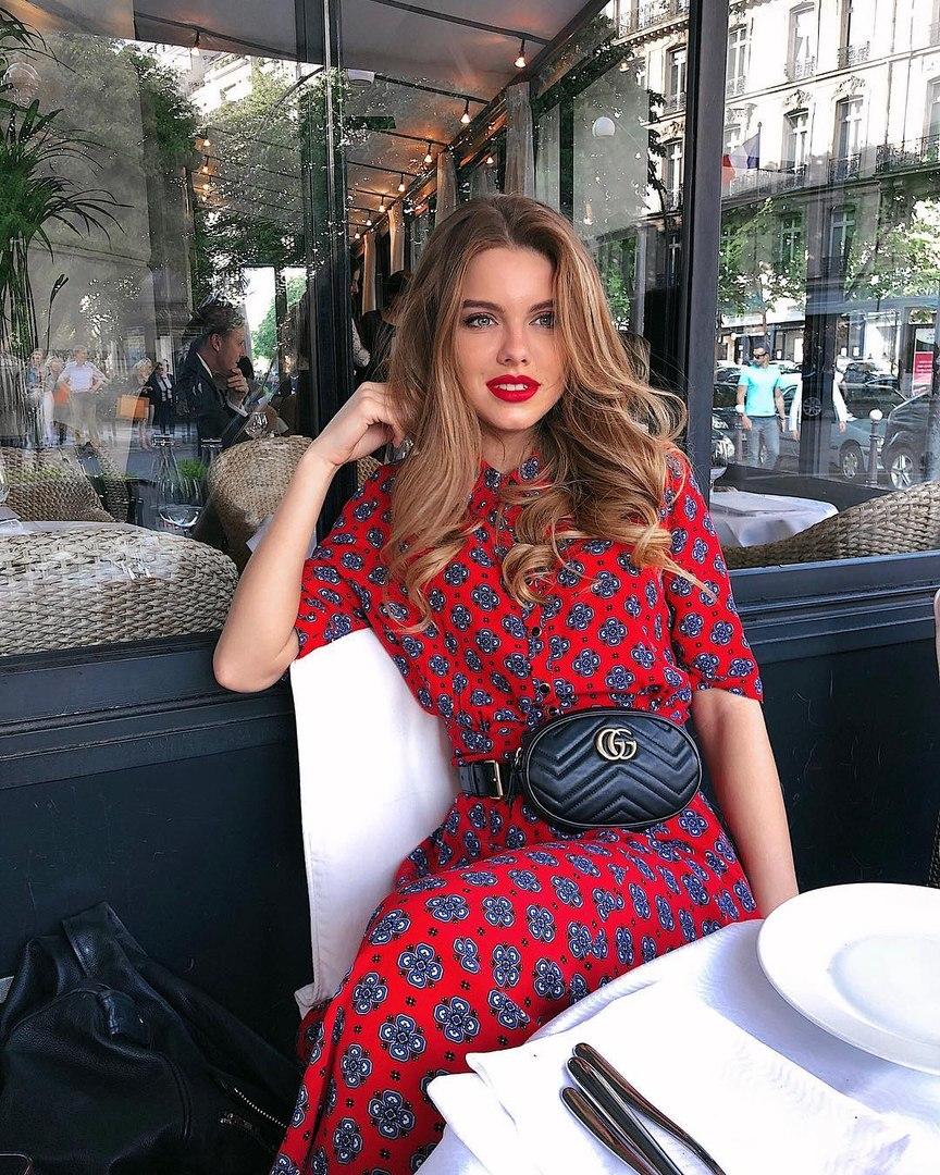 Дарья Клюкина подалась в блогеры