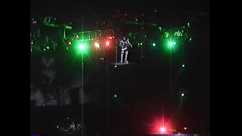 KISS Psycho Circus LIVE Uniondale NY. 1998 DIGITAL 60fps
